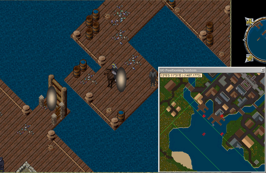 duel pits ultima online forever wiki