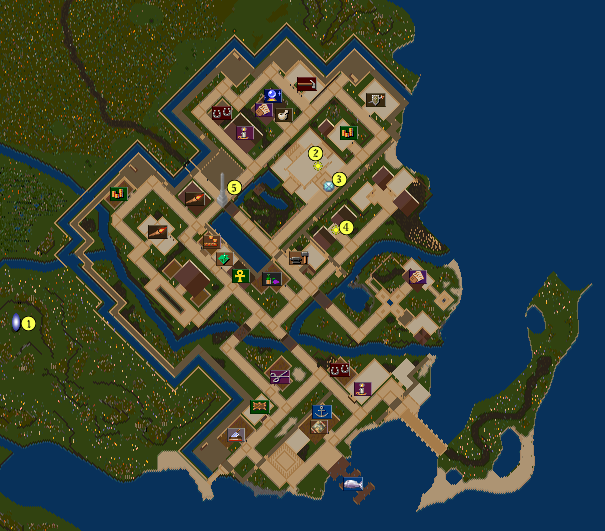 File:Map trinsic png - Ultima Online Forever Wiki