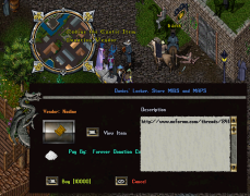 Treasure Map - Ultima Online Forever Wiki