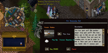 meta pets ultima online forever wiki